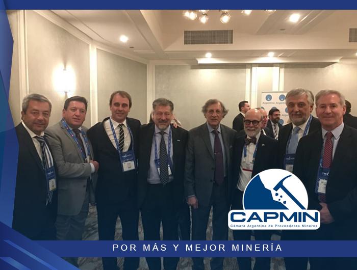 Encuentro de CAPMIN con Embajadores Canadá-Argentina