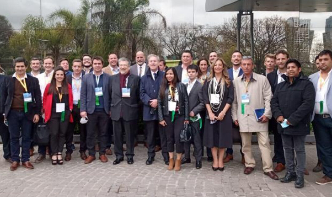 CAPMIN presente en el Seminario Internacional Litio en Sudamérica