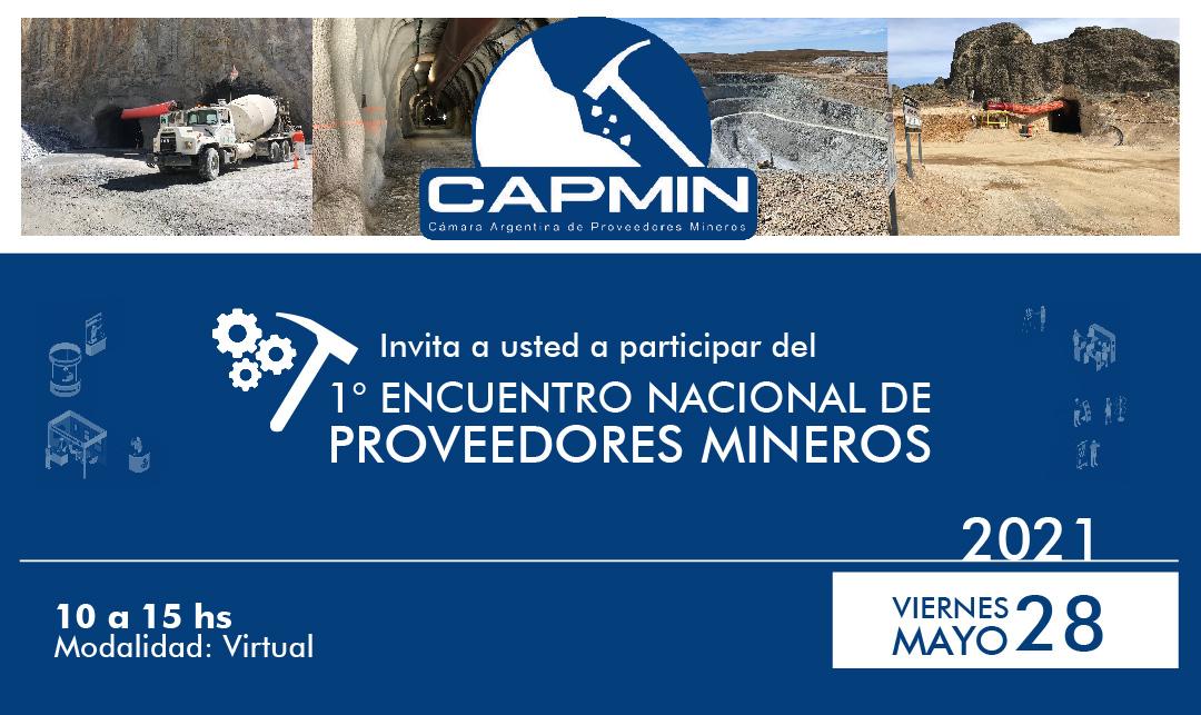 El próximo 28 de Mayo la agenda es con los Proveedores Mineros
